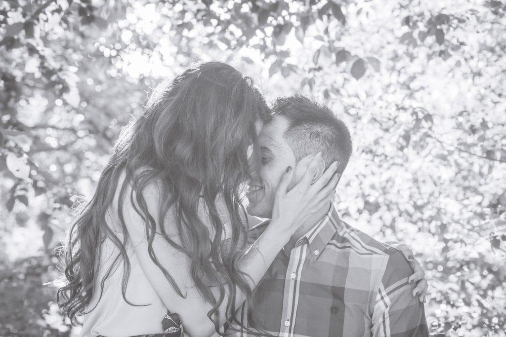 fotografia de bodas, pareja en granada